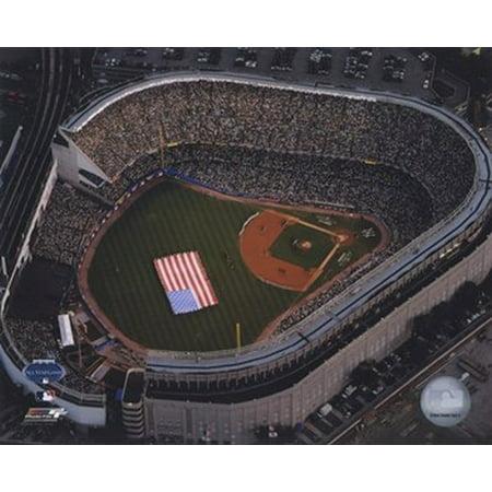 Aerial view of Yankee Stadium - 2008 MLB All-Star Game Sports (Aerial View Yankee Stadium)