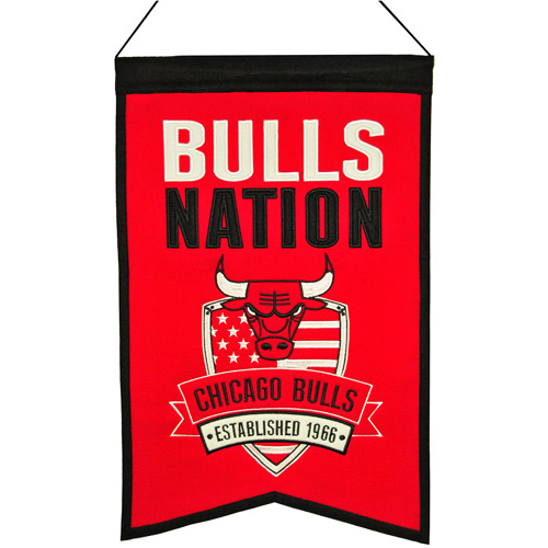 NBA Nations Banner, Chicago Bulls