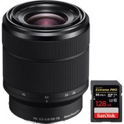 Best Lenses For Sony A6500s - Sony SEL2870 FE 28-70mm F3.5-5.6 OSS Full Frame Review