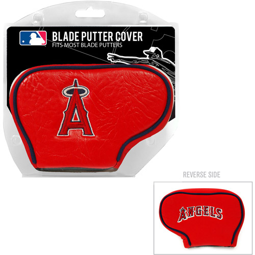 Team Golf MLB Los Angeles Angels Golf Blade Putter Cover