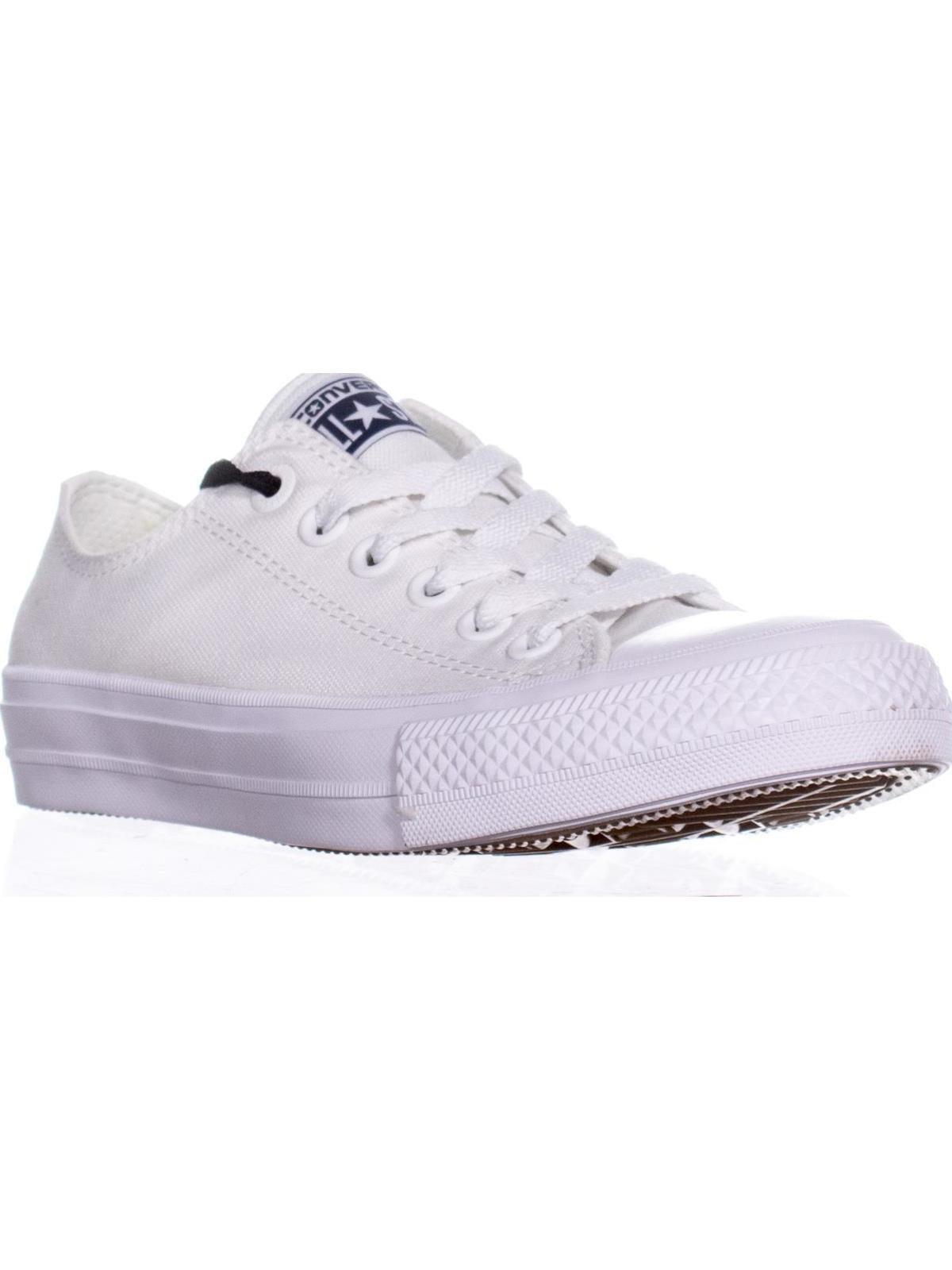 Womens Converse II Chuck Taylor All Star II Converse Oxford Sneakers, White cdff75