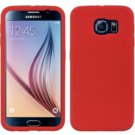 Samsung Galaxy S6 Case, by Insten Rubber Silicone Soft Skin Gel Case Cover For Samsung Galaxy S6 SM-G920