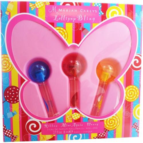 Mariah Carey Lollipop Bling Variety Set-3 Piece Mini Variety Set With