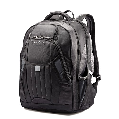 Samsonite Tectonic 2 Large Backpack Black Tectonic 2 Laptop Backpacks by Samsonite