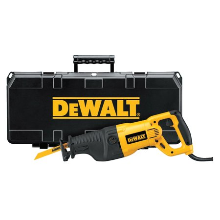 DeWalt Reciprocating Saws, 13 A, 2,700 strokes/min, 1 1/8 in Stroke