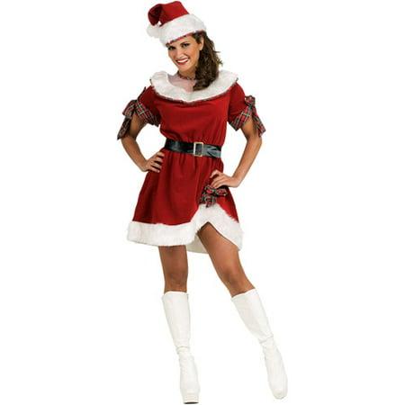 Ms. Santa Adult Suit (Adult Santa Suits)