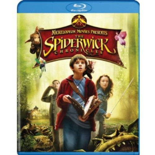 The Spiderwick Chronicles (Blu-ray) (Widescreen)