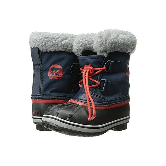 da91d04628a3f Sorel - Sorel Children s Yoot Pac Nylon Cold Weather Boot Collegiate Navy