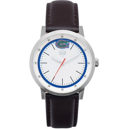 Ball Alligator Watch (Florida Gators Leather Strap Watch - No Size)