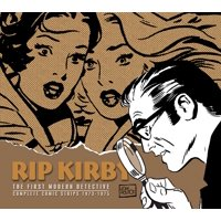 Rip Kirby, Vol. 11: 1973-1975