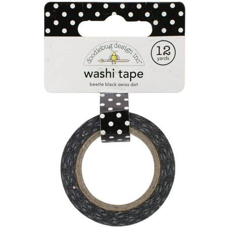Washi Tape, 15mm, 12 yds/Roll