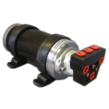 Octopus Autopilot Drive OCTAF1012 Octopus Autopilot Pump Type 1 Adjustable Reversing 12v Up To 18 Ci Cylinder