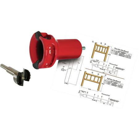 Lumberjack Tools HSBK1 Home Series Beginners Kit - Radius Shoulder - Home Kits