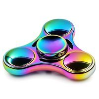 2908810ad Product Image Armatus Gear (TM) UFO Tri-Spinner Fidget Spinner Toy  Precision Stainless Steel Bearing