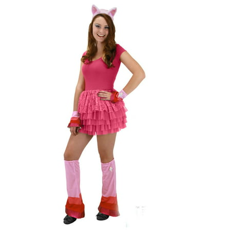 My Little Pony Pinkie Pie Costume Hoofwarmer Kit - Pinkie Pie Equestria Girl Costume
