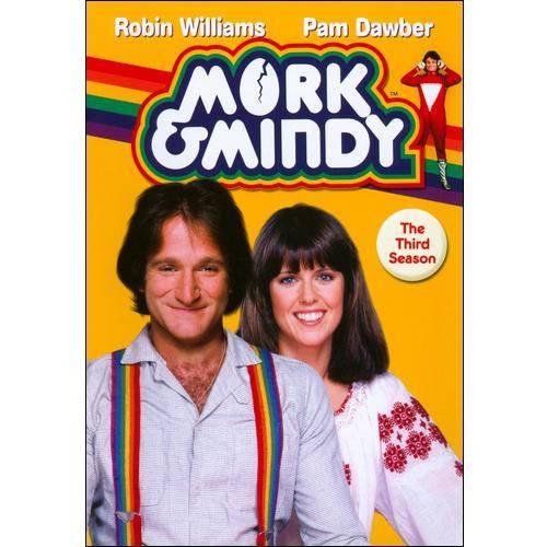 Mork & Mindy: The Complete Third Season (Full Frame)
