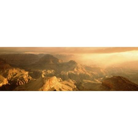Az Grand Canyon National Park - Sunrise Hopi Point Grand Canyon National Park AZ USA Poster Print