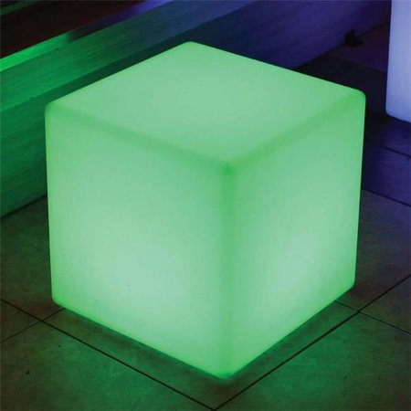 Lighting Cube (Color Changing Waterproof LED Light -)