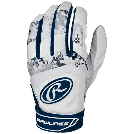 5150 Series - Rawlings 5150BGY Batting Gloves All Sizes And Colors