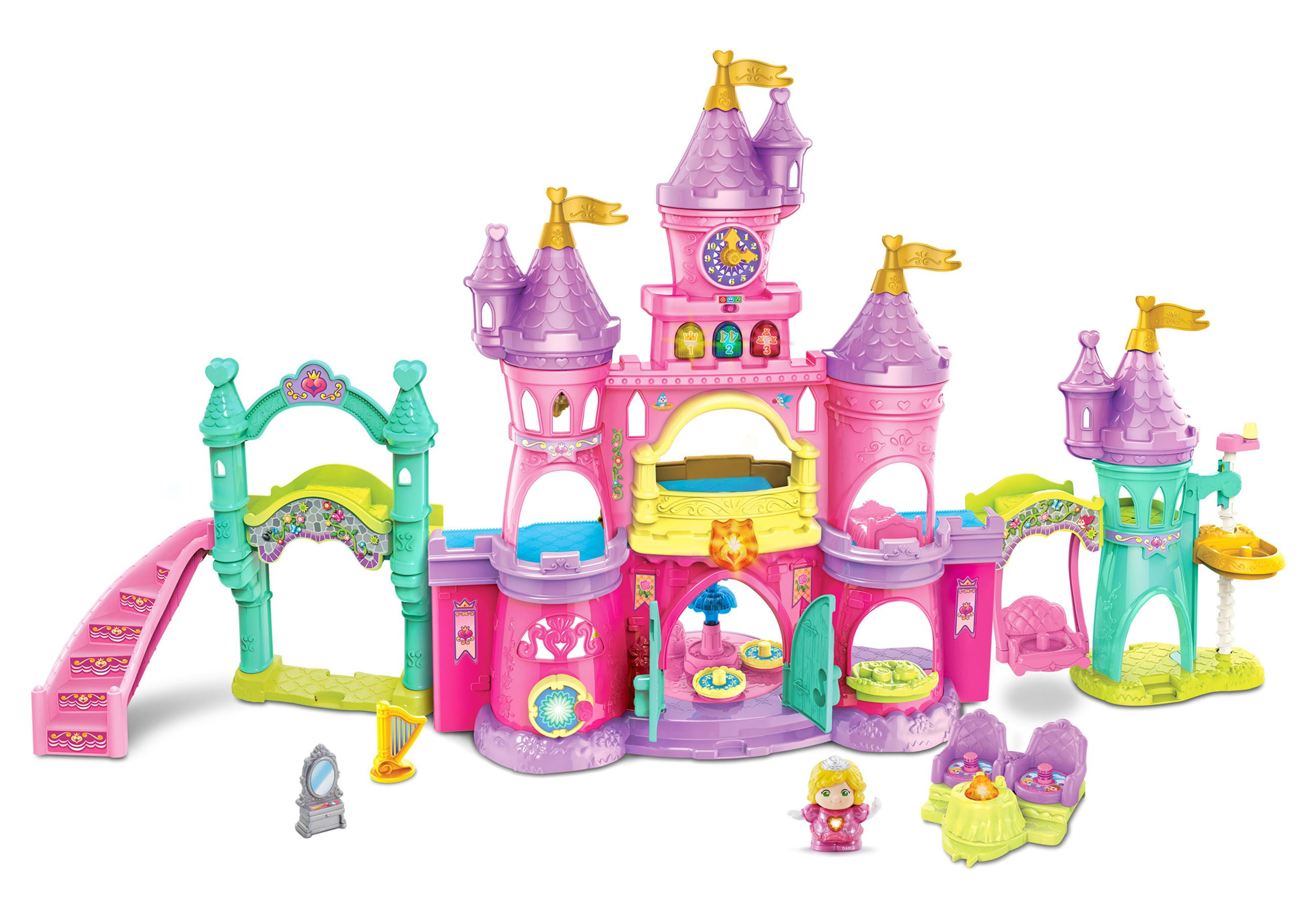 VTech Go! Go! Smart Friends Enchanted Princess Palace by VTech