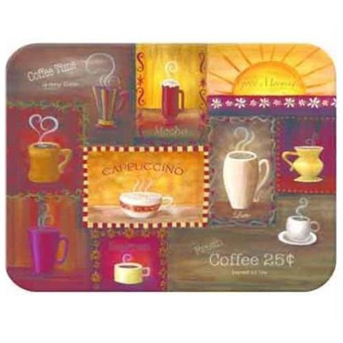 McGowan Tuftop Coffee Time Cutting Board