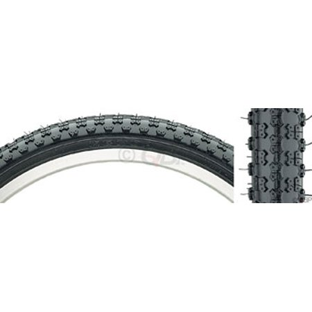 - Kenda K50 BMX Tire 20x1.75 Steel Bead Black