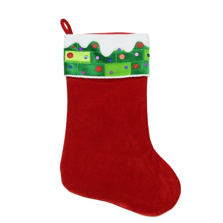 Large Christmas Stocking (24