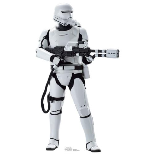 Flametrooper (Star Wars VII: The Force Awakens) Cardboard Standup (Each) - Party Supplies