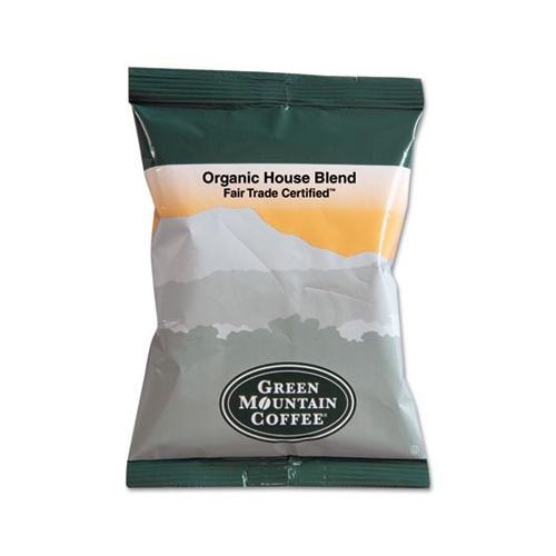 Green Mountain Coffee Roasters Fair Trade Organic House Blend Coffee GMT4493