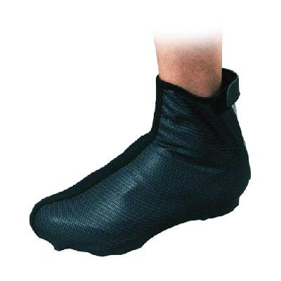 Eleven81 Polyester Cycling Booties - Black
