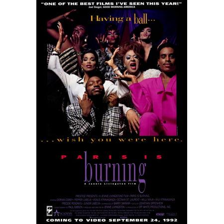 Paris Is Burning POSTER (27x40) (1990)