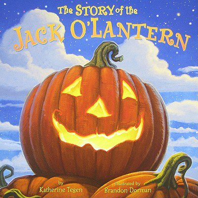 Small Jack O-lantern - The Story of the Jack O'Lantern