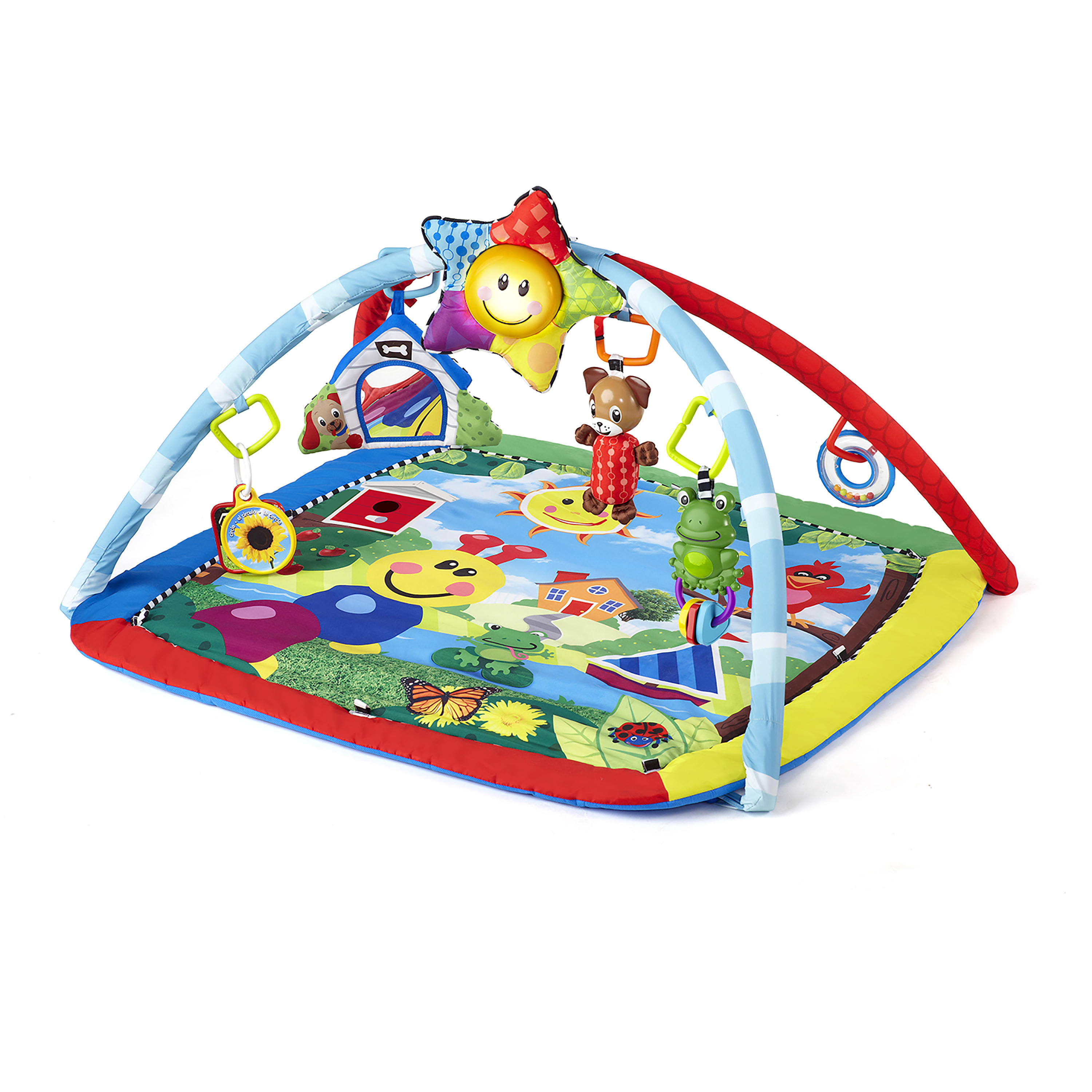 Baby Einstein Caterpillar & Friends Play Gym by Baby Einstein