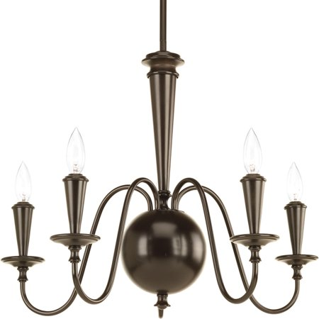 Progress Lighting P4713 Identity Chandelier with 5 Lights - 24