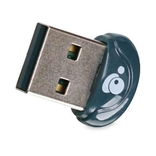 Iogear GBU521 Bluetooth 4.0 USB Micro Adapter - USB, 3Mbps, 2.402GHz-2.4835GHz, 4dBm, Bluetooth 4.0