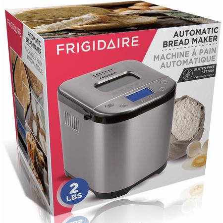 FRIGIDAIRE 15 Program Automatic Bread Maker EBRM100, Stainless Steel