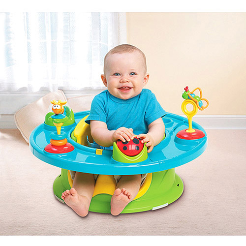 Summer Infant 3-Stage Booster Seat