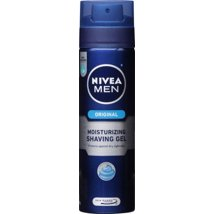 Nivea Men Original Moisturizing Shaving Gel