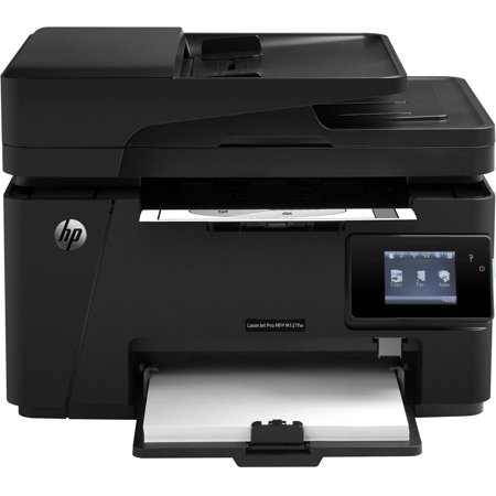 Refurbished HP LaserJet Pro Multi-Function M127fw Printer Copier Scanner Fax Machine by