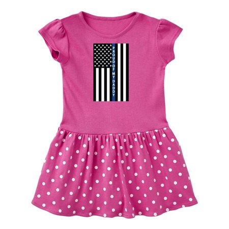 Polish Dress (Police Officer Daddy Law Enforcement Toddler)