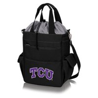TCU Horned Frogs Activo Cooler Tote - Black - No Size
