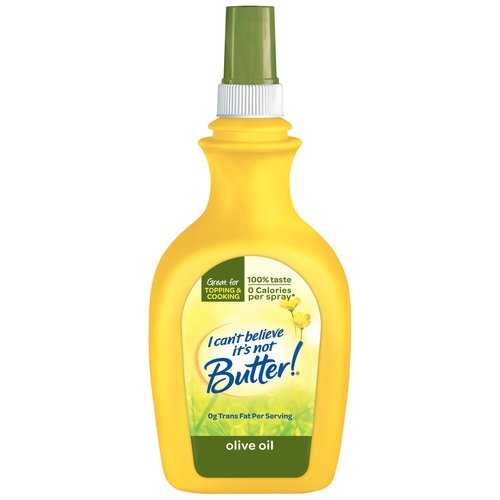 I Can't Believe It's Not Butter! Spray, 12 oz