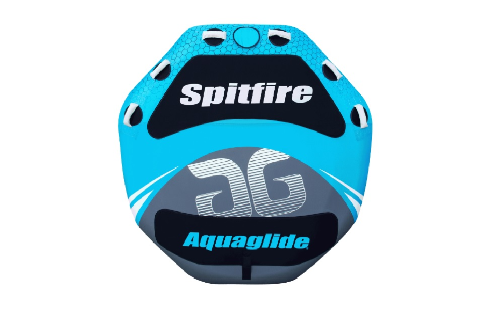 Aquaglide 58-5216610 Spitfire 70 2-3 Person Inflatable Towable Tube by Aquaglide