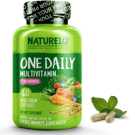 One Daily Multivitamin for Women - 60 Capsules   2 Month