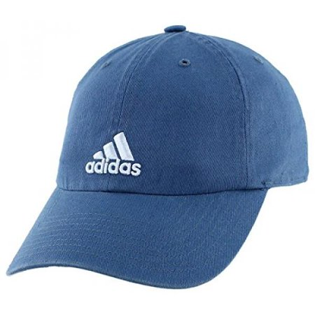 Adidas Ladies Core - adidas Womens Saturday Cap, Core Blue/Easy Blue, One Size