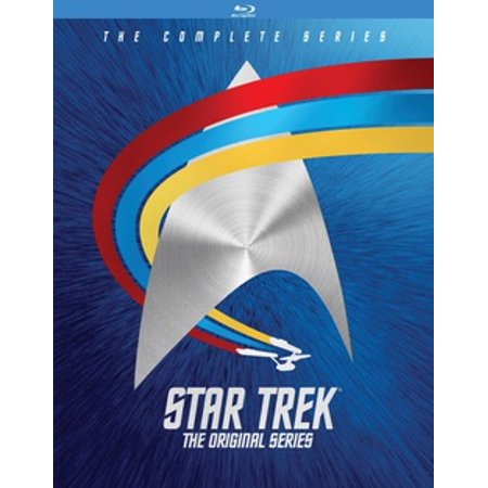 Star Trek: The Complete Original Series (Blu-ray) (Star Trek The Original Series The Changeling)