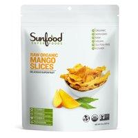 Sunfood Superfoods Organic Mango Slices, 8.0 Oz