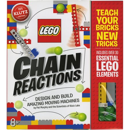 Lego Chain Reactions Book Kit-