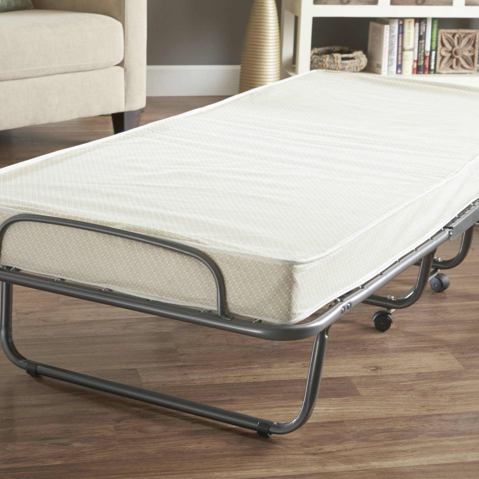 Inner Space Perlato Folding Rollaway Guest Bed by Inner Space Luxury Products
