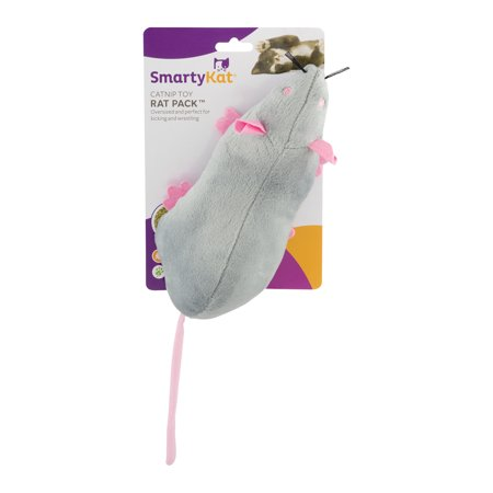 SmartyKat ® Rat Packâ ¢ Kicker Cat Toy